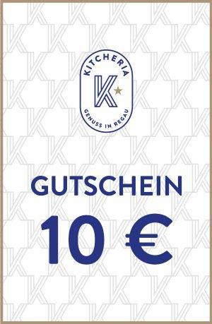GUTSCHEIN 10