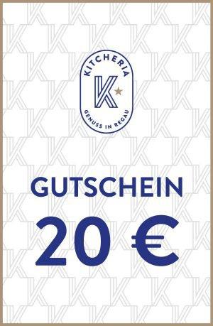 GUTSCHEIN 20